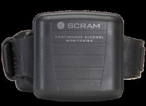SCRAM Alcohol Monitor